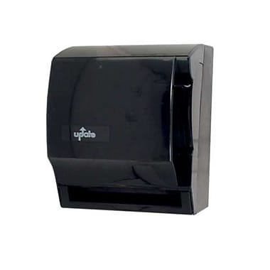 Update International TD-1114L, 11in. x 14in. Plastic Roll Paper Towel Dispenser