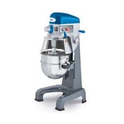 Vollrath 40758 Commercial Floor Mixer with Guard, 30 qt.