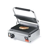 Vollrath 40794 Cayenne Commercial Panini Sandwich Press, Grooved Plates