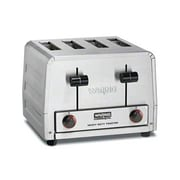 Waring WCT805B Commercial Pop-Up Toaster, 4-Slice