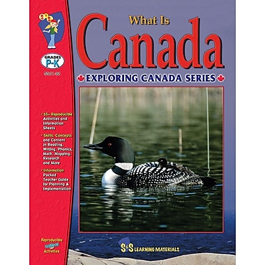 What is Canada?, Grades PreK
