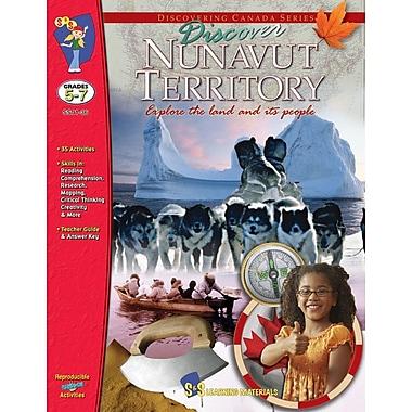 Discover Nunavut Territory, Grades 5-7