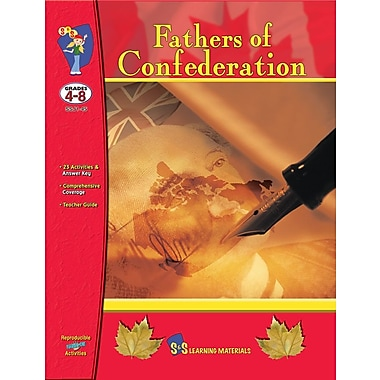 Fathers of Confederation, Grades 4-8