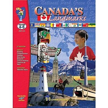 Canada's Landmarks, Grades 4-6