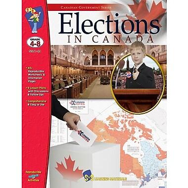Elections in Canada, Grades 4-8