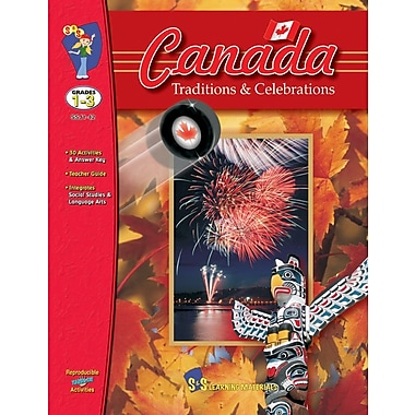 Canada's Traditions and Celebrations, Grades 1-3