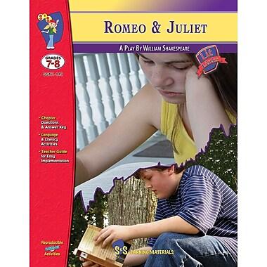 Romeo and Juliet Lit Link, Grades 7-8