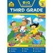 School Zone SZBWB-6314 Big Workbook, Grade 3