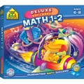 School Zone® Mighty Mini Pencil-Pal™ Math Deluxe Software, Grades 1-2/Ages 6-8