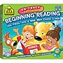 School Zone Mighty Mini Pencil-Pal Beginning Reading On-Track