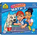 School Zone® Mighty Mini Pencil-Pal™ Math On-Tack™ Software, Grade 3/Ages 7-8