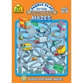 School Zone® Puzzle Play® Mazes Software & Workbook, Ages 6-8