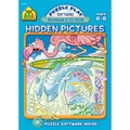 School Zone® Puzzle Play® Hidden Pictures Software & Workbook, Ages 6-8