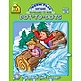 School Zone® Puzzle Play® Dot-To-Dots Software & Workbook,