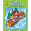 School Zone® Puzzle Play® Dot-To-Dots Software & Workbook, Ages 6-8