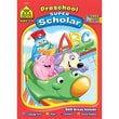 School Zone® Super Scholar Workbook, Grade Preschool/Ages 3-5
