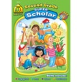 School Zone® Super Scholar Workbook, Grade 2/Ages 7-8