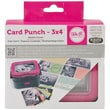 We R Memory Keepers™ Picture Card Punch, Square Corner, 3in. x 4in.