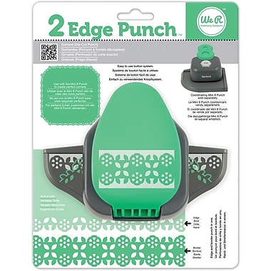 We R Memory Keepers™ 2 Edge Punch, Garland