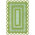 We R Memory Keepers™ Lifestyle Crafts Nesting Dies, Lace Rectangles, 6 Dies