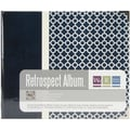We R Memory Keepers™ Paper 3-Ring Printed Album, 6in. x 6in., Vector/Navy