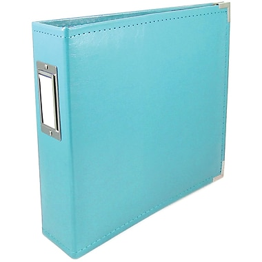 We R Memory Keepers™ 6in. x 6in. Classic Faux Leather 3-Ring Binders