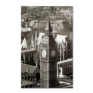 Trademark Fine Art 'Big Ben View II' 16