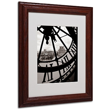 Trademark Fine Art 'Big Clock' 11