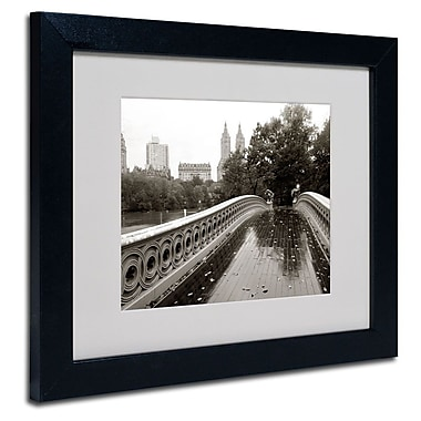 Trademark Fine Art 'Bow Bridge 2010'