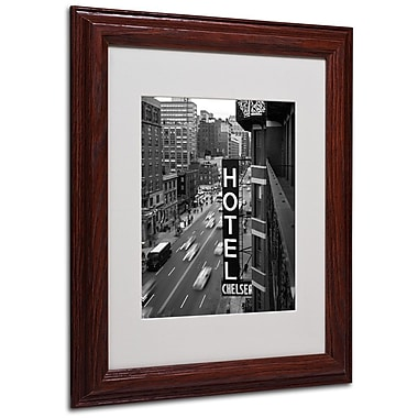 Trademark Fine Art 'Chelsea Black and White' 11