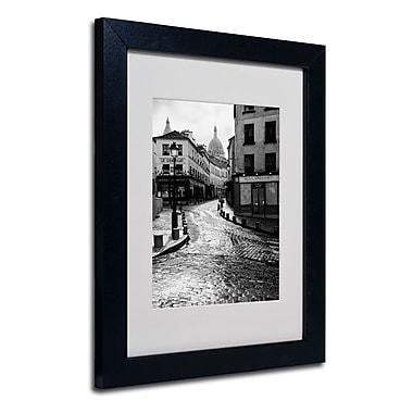 Trademark Fine Art 'Montmartre'