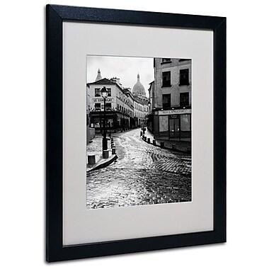 Trademark Fine Art 'Montmartre' 16