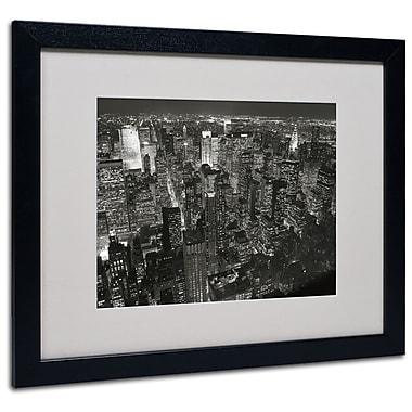 Trademark Fine Art 'Night Skyline' 16