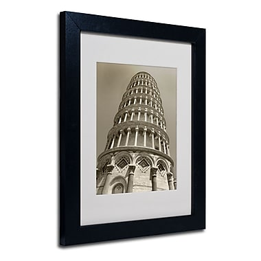 Trademark Fine Art 'Pisa Tower II'