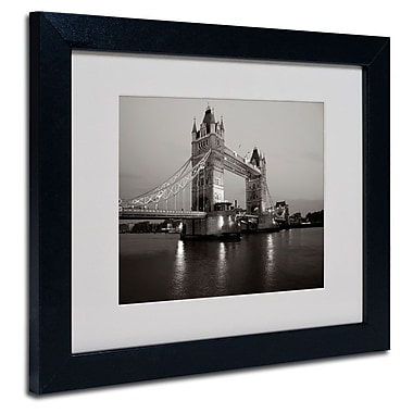Trademark Fine Art 'Tower Bridge I'