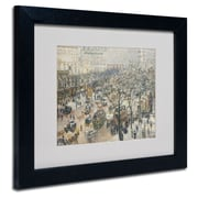 Trademark Fine Art 'Boulevard des Italiens'