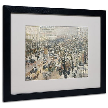 Trademark Fine Art 'Boulevard des Italiens' 16