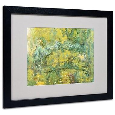 Trademark Fine Art 'Passage On Waterlily Pond' 16