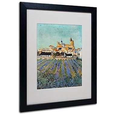 Trademark Fine Art 'Saintes Maries' 16