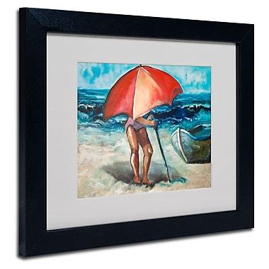Trademark Fine Art 'Beach Umbrella'