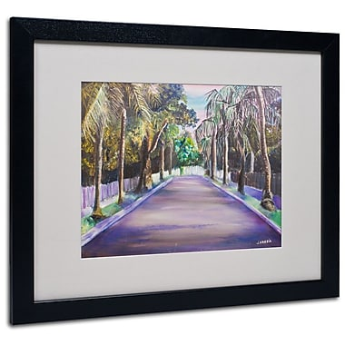 Trademark Fine Art 'Key West Street' 16