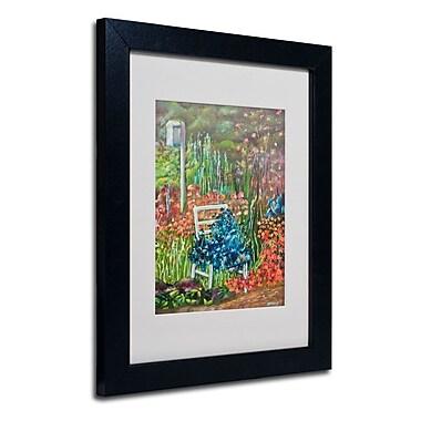 Trademark Fine Art 'Serene Garden' 11