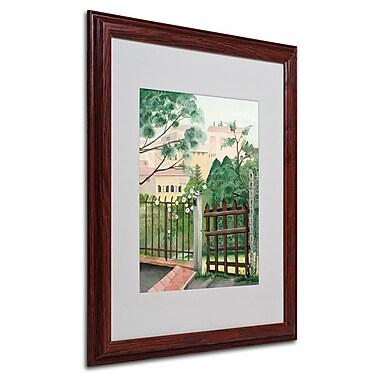 Trademark Fine Art Valley Homes' 16
