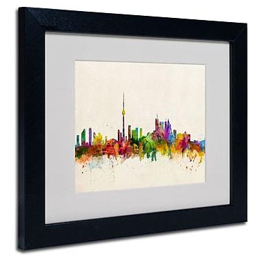 Trademark Fine Art 'Toronto, Canada'