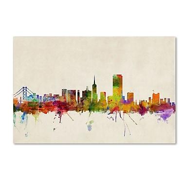 Trademark Fine Art 'San Francisco, California' 22