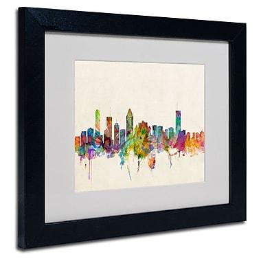 Trademark Fine Art 'Montreal, Canada'
