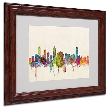 Trademark Fine Art 'Montreal, Canada' 11