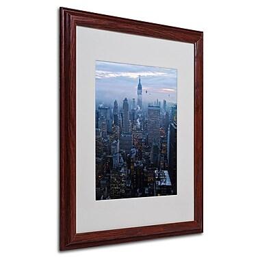 Trademark Fine Art 'City Lights' 16