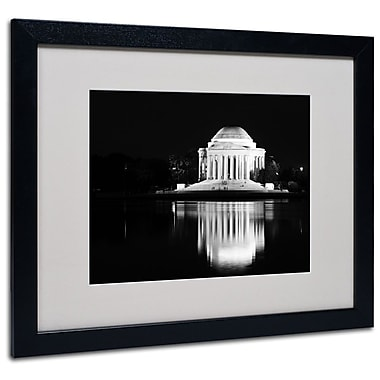 Trademark Fine Art 'Jefferson Memorial' 16