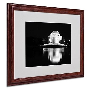 Trademark Fine Art 'Jefferson Memorial' 16